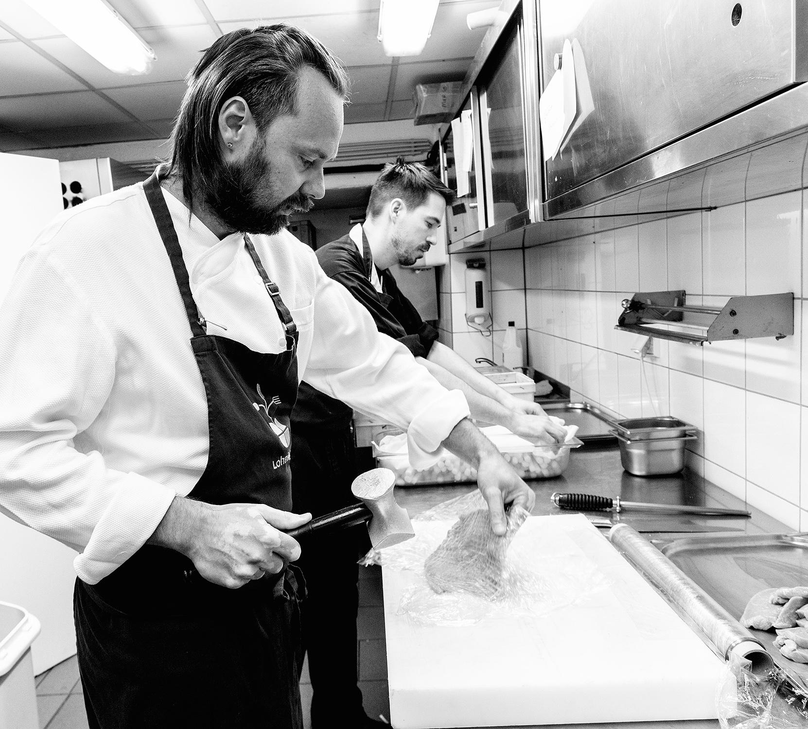 Koch Ist Der Beste Beruf Der Welt Restaurant Lohninger